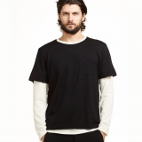 Wool Martin Long Sleeve - Final Sale Made in USA | RAMBLERS WAY