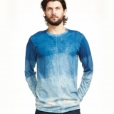 Wool Dexter Tee - Long Sleeve 5.5 oz. Made in USA | Ramblers Way