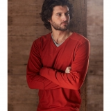 Wool Bar-Harbor V-Neck - FINAL SALE Made in USA | Ramblers Way