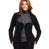 Wool Funnel Neck Jacket Made in USA | Ramblers Way