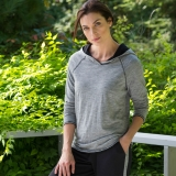 Reversible Wool Hoodie Made in USA | Ramblers Way