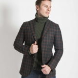 Dartmouth Wool Jacket Made in USA | Ramblers Way