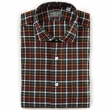 Cotton Lowell Semi-Fitted Shirt Made in USA | RAMBLERS WAY