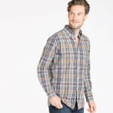 James Linen Shirt LS Made in USA | Ramblers Way