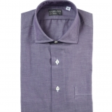 Lowell Chambray Shirt Made in USA | Ramblers Way