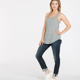 Wool Racerback Tank Made in USA | Ramblers Way