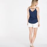 Wool Deep-V Camisole Made in USA | Ramblers Way