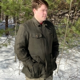 Linen Field Coat Made in USA | Ramblers Way