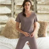 Organic Wool Leggings Made in USA | Ramblers Way