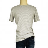 Organic Cotton Crew Neck SS Made in USA | Ramblers Way