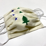 Maine Flag Masks - 4 Pack Made in USA | Ramblers Way
