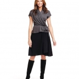 Wool Wrap Skirt - FINAL SALE Made in USA | Ramblers Way