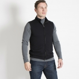 French Terry Wool Vest Made in USA | Ramblers Way