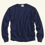 Wool Crew Neck Sweater - FINAL SALE Made in USA | Ramblers Way