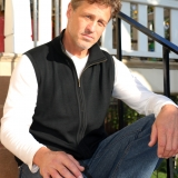 Wool Full Zip Vest Sweater - FINAL SALE Made in USA | Ramblers Way