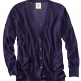 Wool Cardigan Sweater - Final Sale Made in USA | Ramblers Way