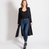 Wool Vented Cardigan Made in USA | Ramblers Way