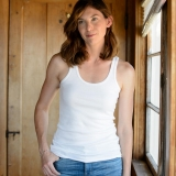 Cotton Tank Top Made in USA | Ramblers Way