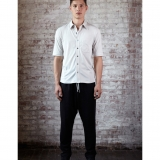 Cotton Jefferson Short Sleeve - Final Sale Made in USA | RAMBLERS WAY