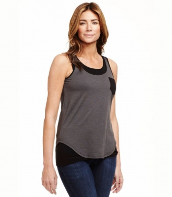 Wool Loose Tank - FINAL SALE Made in USA | Ramblers Way