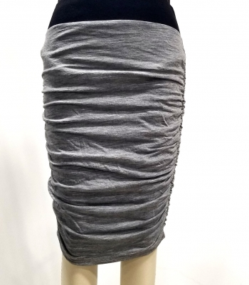 Wool Reversible Skirt Made in USA | Ramblers Way