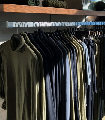 Wool Storm Coat Made in USA | Ramblers Way