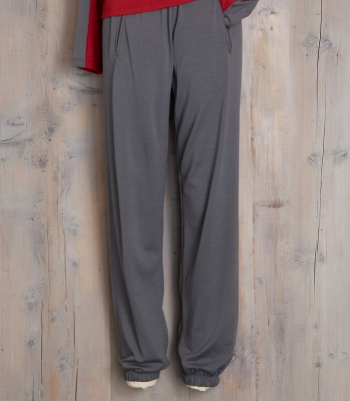 Jersey Wool  Pant Made in USA | Ramblers Way