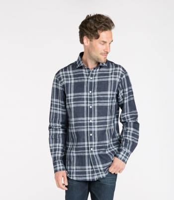 Brad Linen LS Made in USA | Ramblers Way