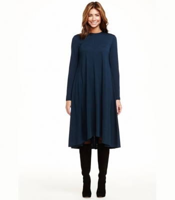 Wool Swifty Dress - Final Sale Made in USA | Ramblers Way