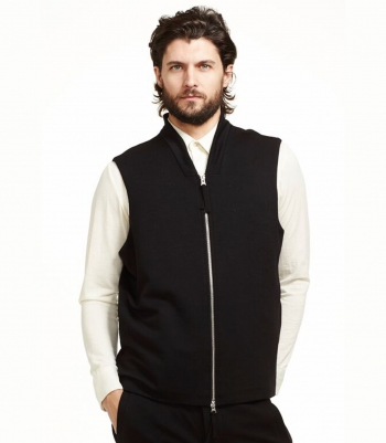 Men's Wool Carver Vest Made in USA | Ramblers Way