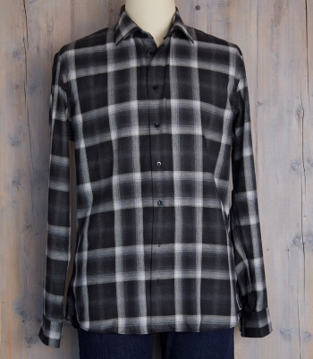 Men's Cotton Shirt Made in USA | Ramblers Way