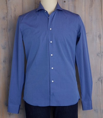 Men's Denim Shirt Made in USA | Ramblers Way