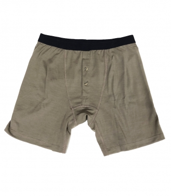 Wool Boxer Made in USA | Ramblers Way