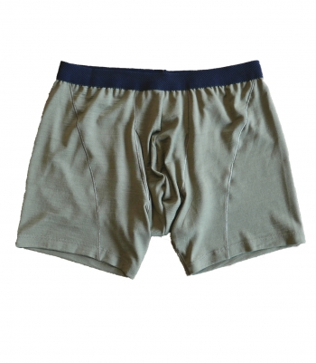 Wool Boxer Briefs Made in USA   RAMBLERS WAY