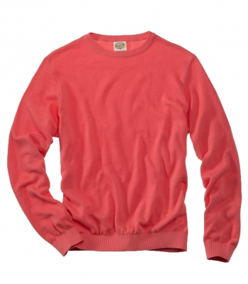 Cotton Classic Crew Sweater Made in USA | Ramblers Way