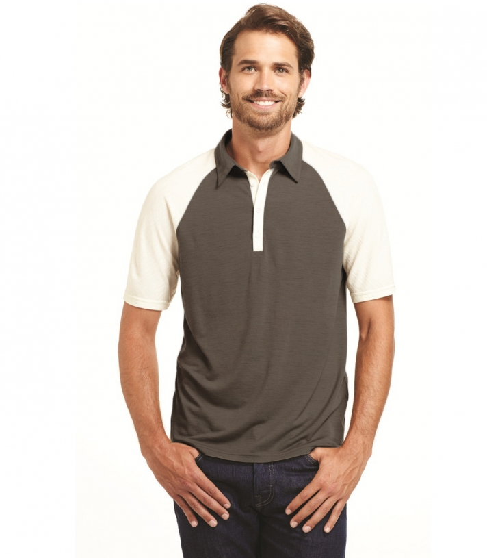 Wool Parr Polo Made in USA | Ramblers Way