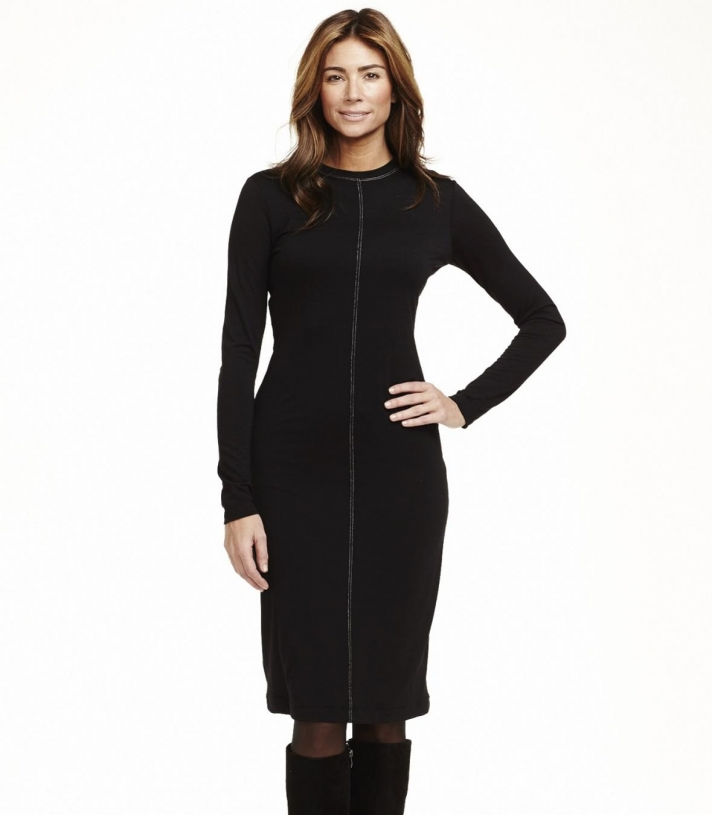 Wool Trina Dress Made in USA | Ramblers Way
