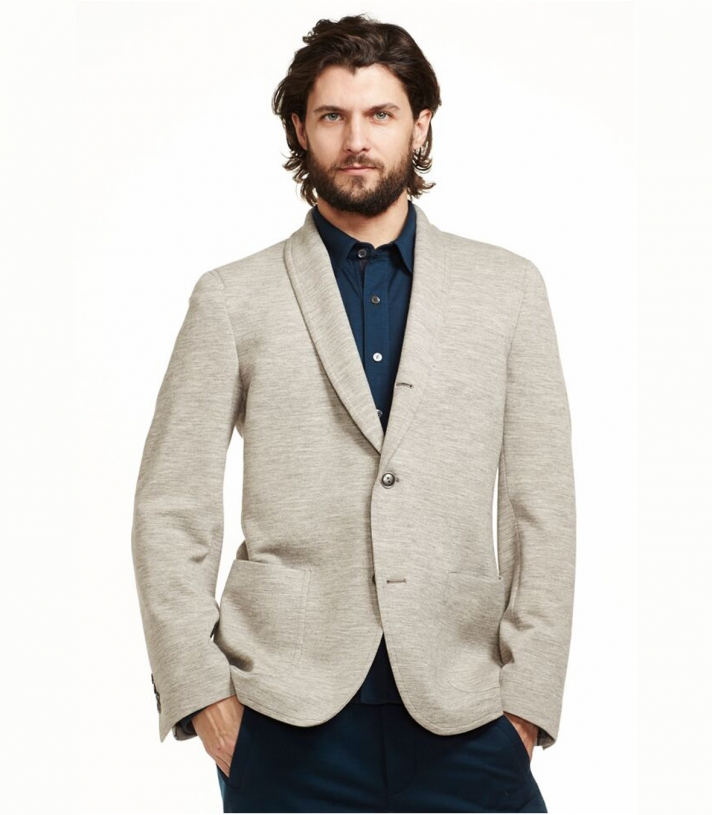 Wool Rivington Jacket Made in USA | Ramblers Way