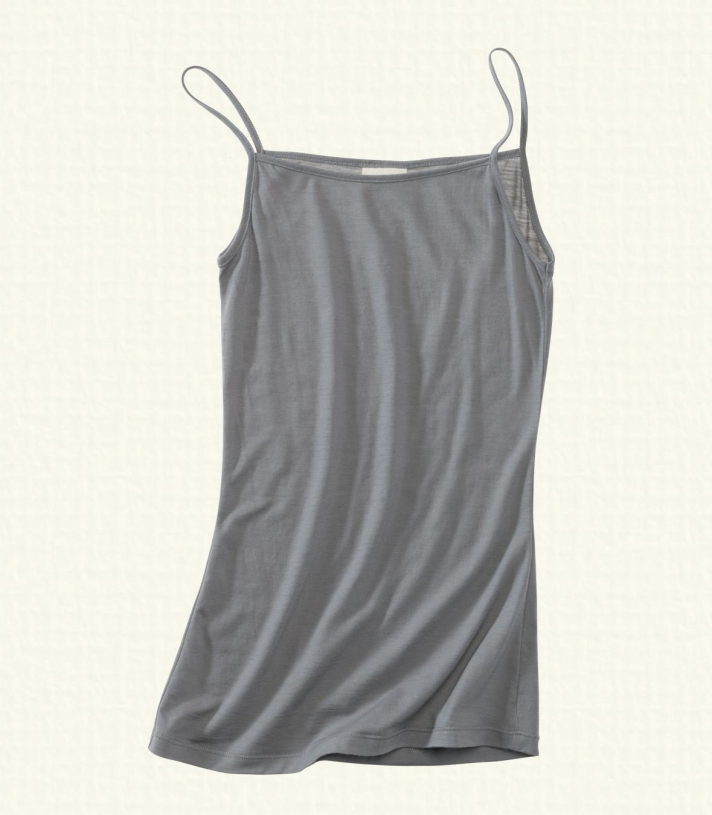Wool Camisole Made in USA | Ramblers Way