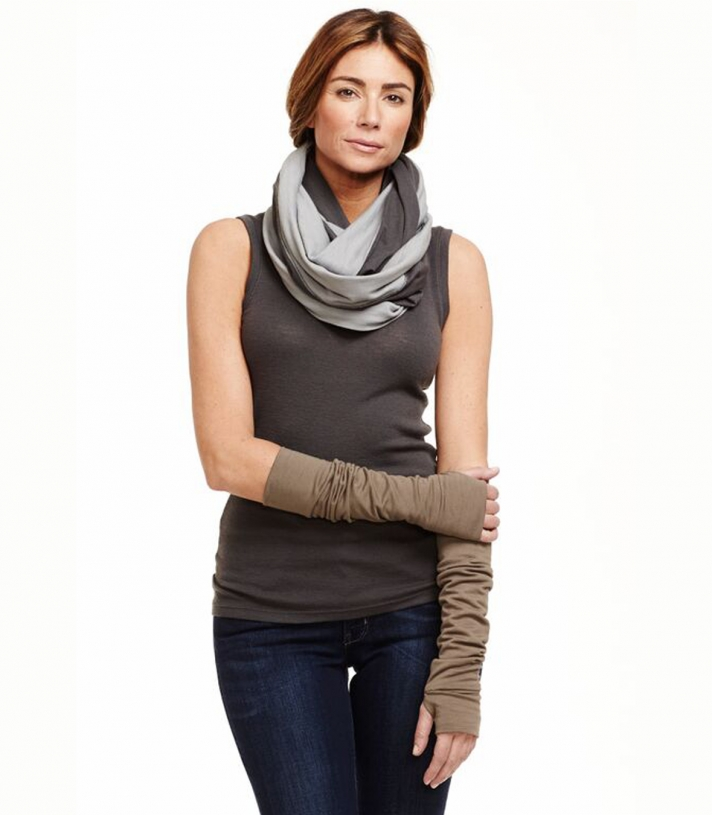 Women's Infinity Scarf - 4 oz. Wool Made in USA | Ramblers Way