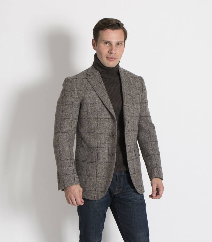 "Dartmouth ""New Wool"" Jacket Made in USA 