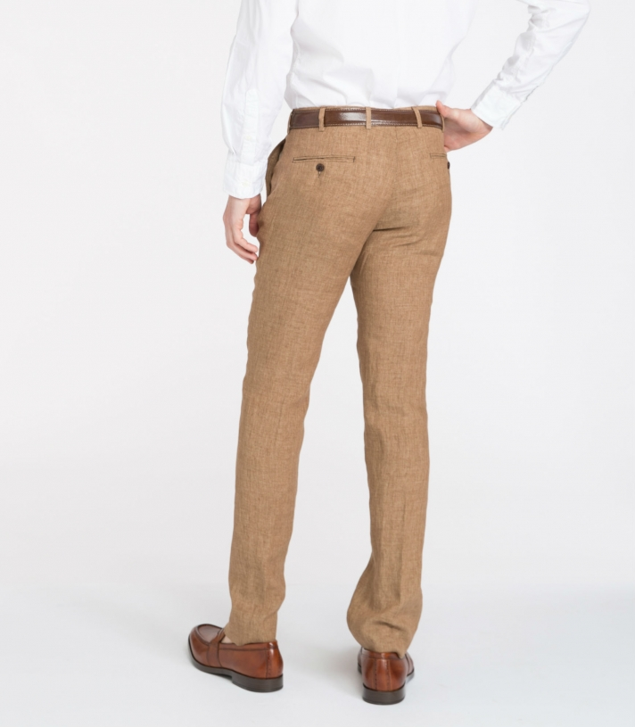 Linen Garda Pants Made in USA | Ramblers Way