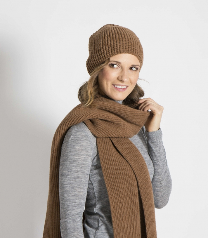 Wool Scarf Made in USA | Ramblers Way