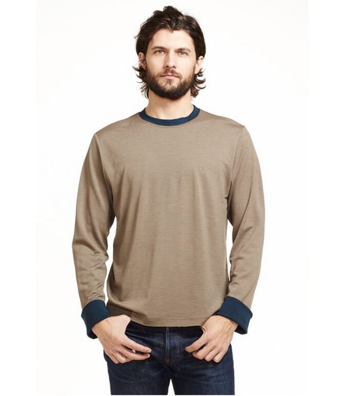 Wool Randolph Long Sleeve - FINAL SALE Made in USA | Ramblers Way