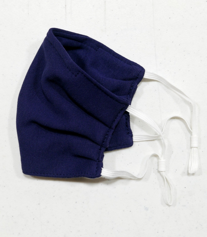 Cotton Pique Face Mask Made in USA | RAMBLERS WAY