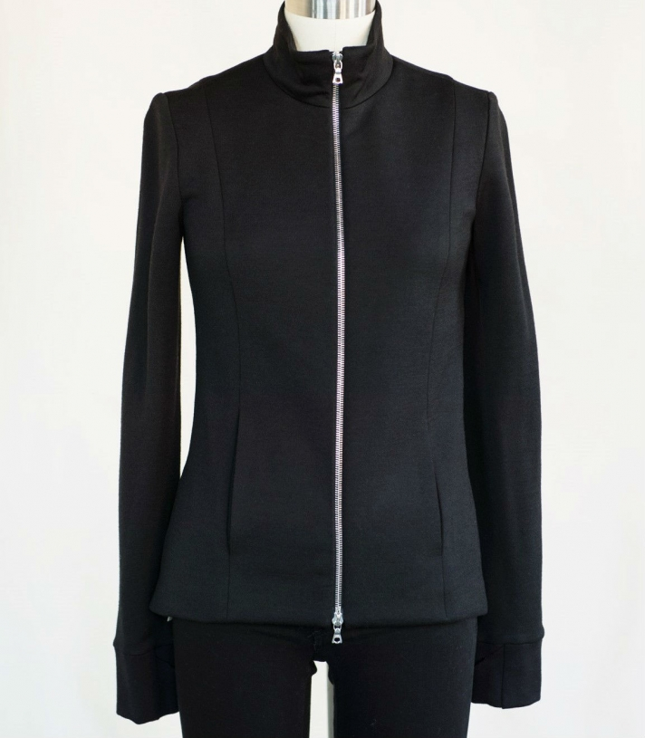 French Terry Zip Jacket Made in USA | Ramblers Way