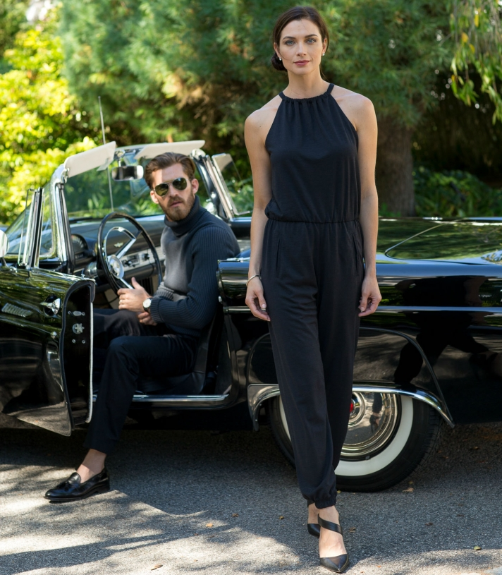 Wool Jumpsuit Made in USA | Ramblers Way