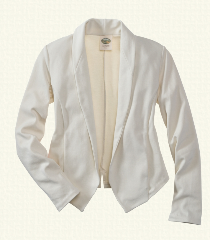 Cotton Tuxedo Jacket Made in USA | Ramblers Way