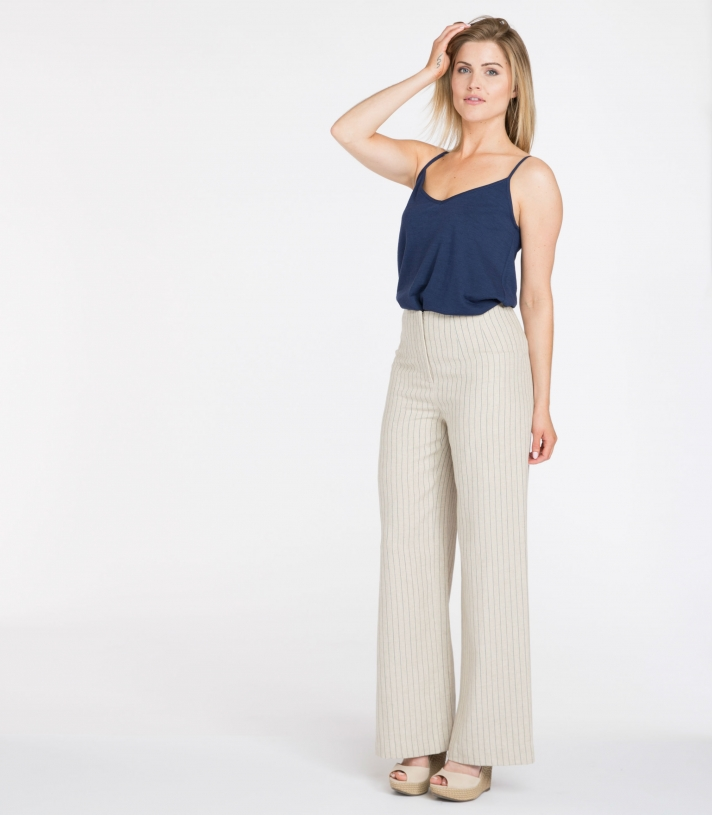 Linen Pant Made in USA | Ramblers Way