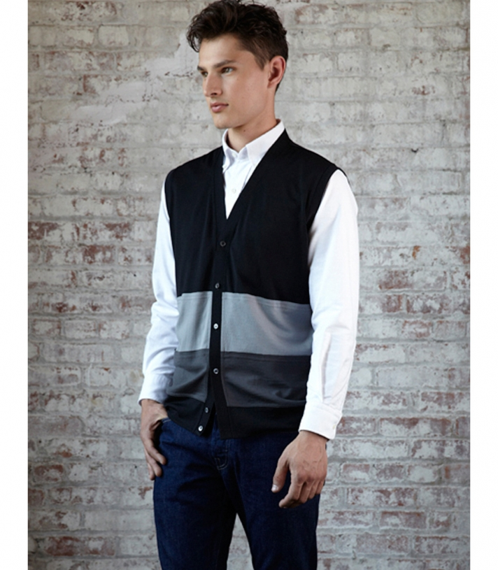 Wool Waverly Vest Made in USA | Ramblers Way